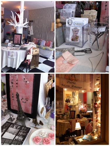 atelier-boutique, couture, paris, tour eiffel, brocante